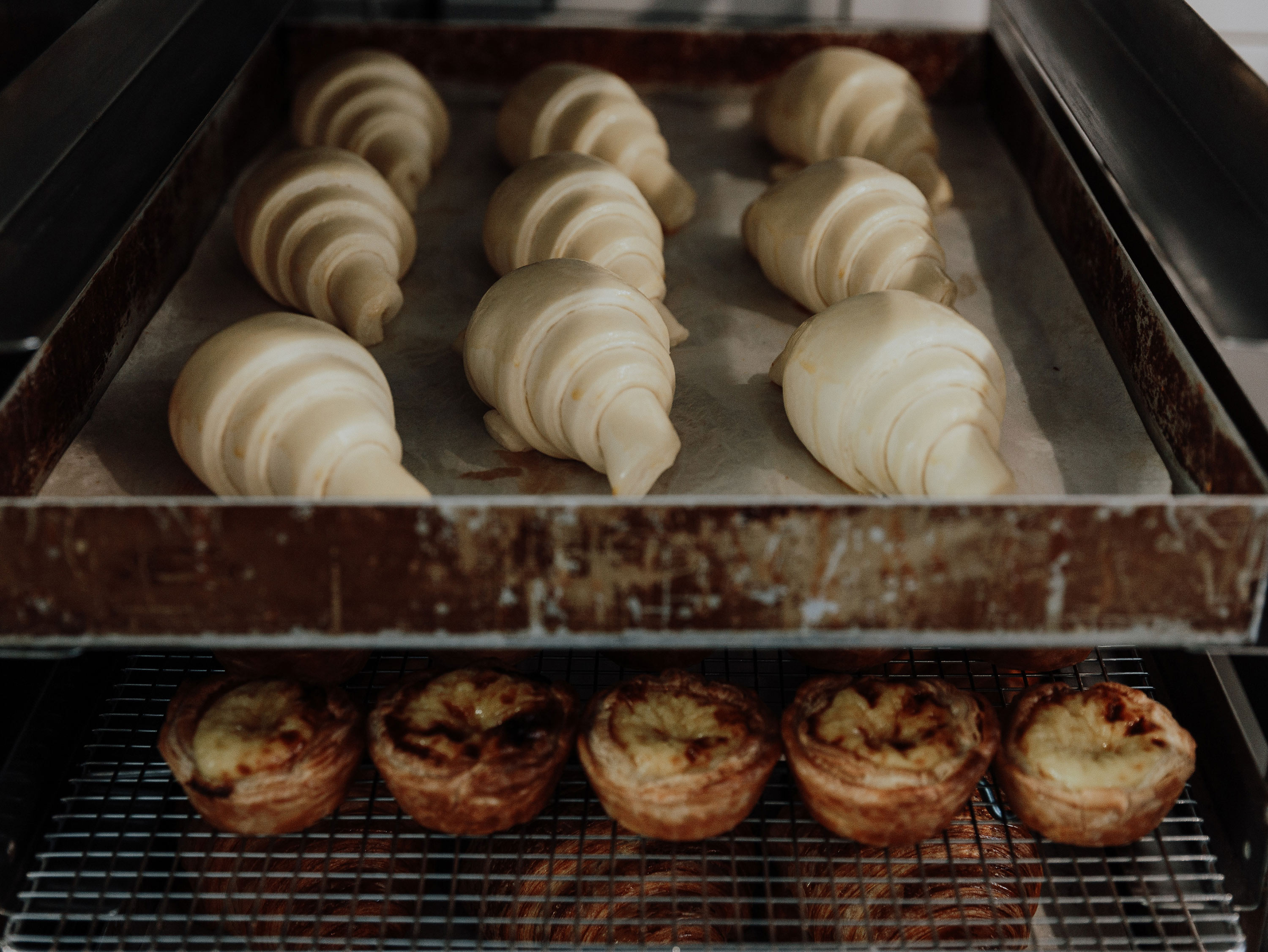 Croissant Master class – January 19