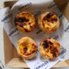 Pack of 4 Portuguese Tarts